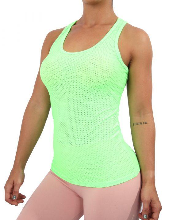 blusa esqueleto malla yael arany sport tienda de ropa deportiva en cali