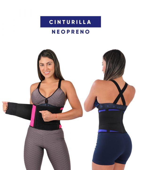 cinturilla neopreno en arany sport fabricantes de fajas en cali ropa deportiva colombia