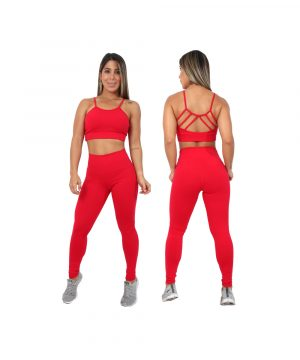 Conjunto Supplex Leggins – Top