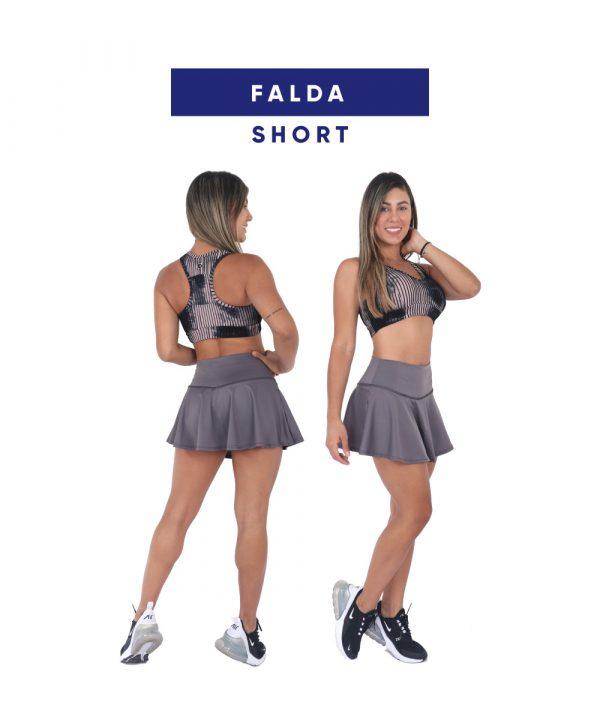falda short arany sport tienda de ropa deportiva en colombia