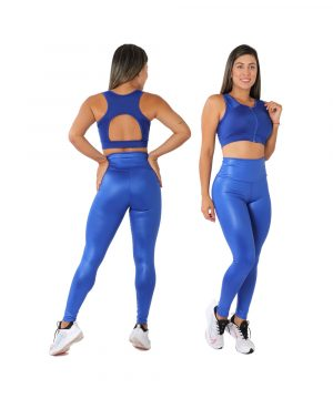 Leggins Metalizados