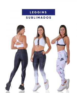 Leggins Sublimados