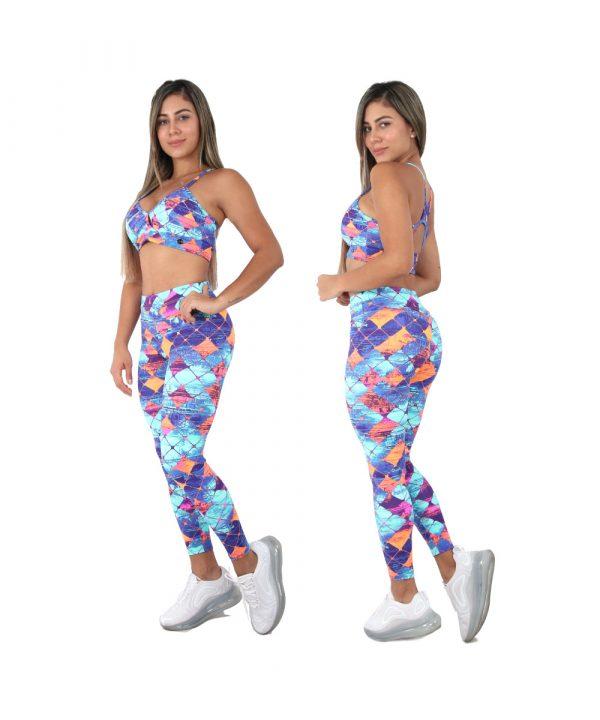 leggins print brasilero tienda de ropa deportiva en cali arany sport