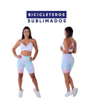Short Bicicletero Sublimado