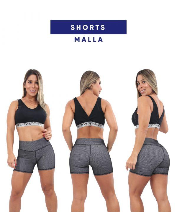 Short Malla arany sport tienda online de ropa deportiva en colombia