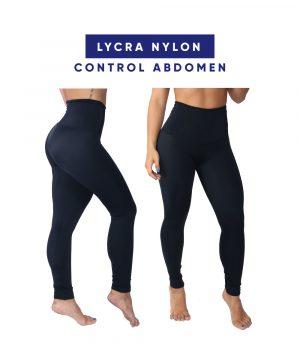Leggins Nylon Control Abdomen