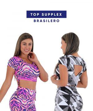 Top Supplex Brasilero