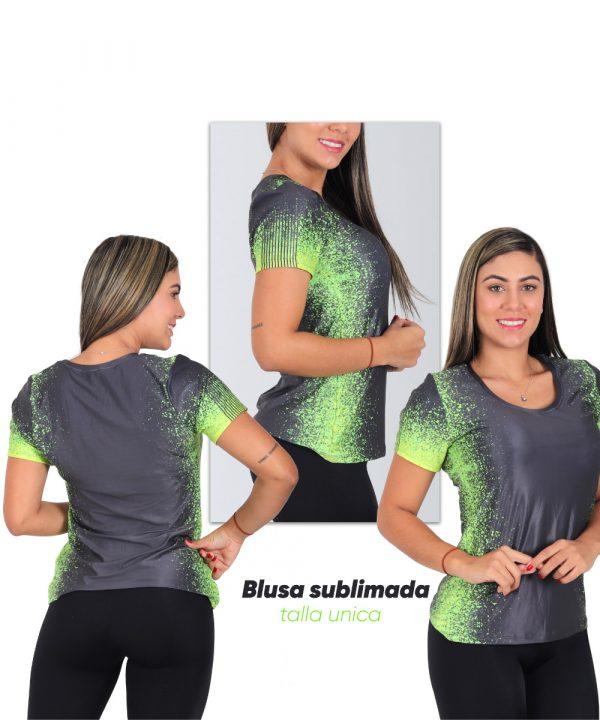 blusa sublimada con mangas arany sport ropa deportiva online