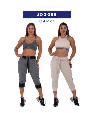 Jogger Capri