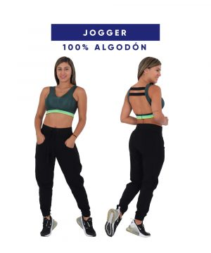 Jogger 100% Algodón